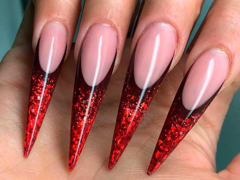 How to remove acrylic nails at home safely beautiful women here solutioingenieria Image collections
